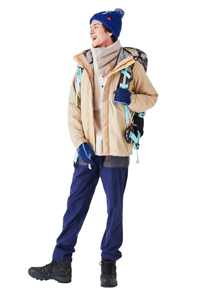 登山 服装 メンズ 【メンズの登山服装特集】おすすめのファッションスタイル8選をご紹介...