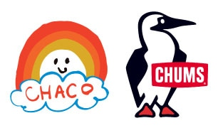 CHACO×CHUMS コラボバッグ&Tシャツ!