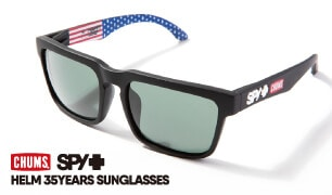 CHUMS×SPY HELM 35YEARS Sunglasses