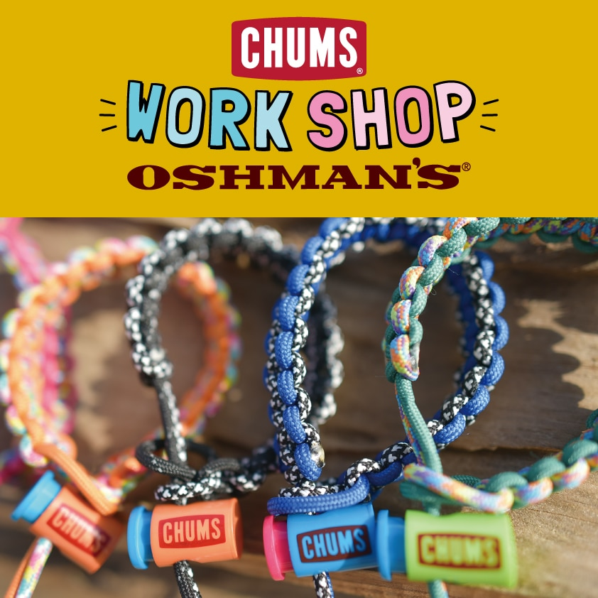 【WORK SHOP】 OSHMAN'S名古屋店