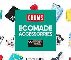 人気の財布・ポーチ小物シリーズに新色が登場!様々なシーンで使用できるCHUMS(チャムス)の可愛いエコメイドアクセサリー