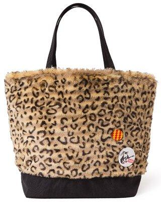 TOWER RECORDS×CHUMS LEOPARD TOTE - TOWER RECORDS ONLINE