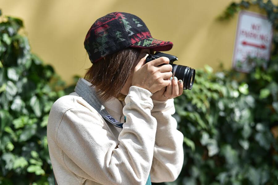 写真取るのが好き