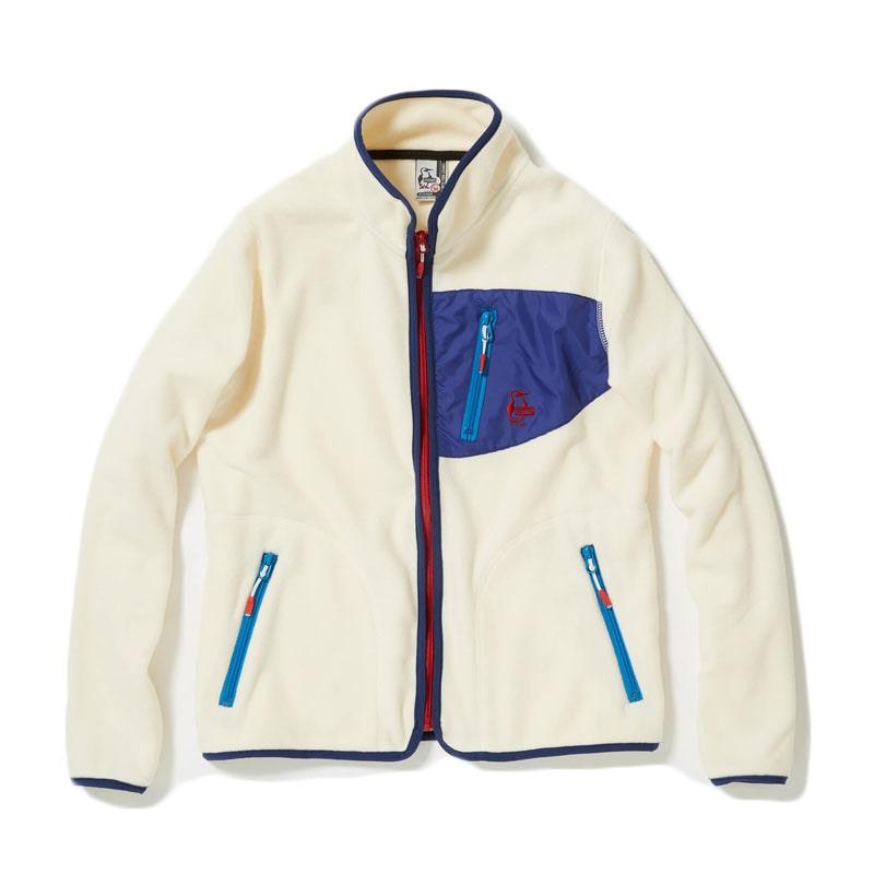 マイクロフリースジャケット