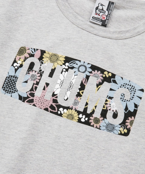 Botanical Flower Logo T-Shirt