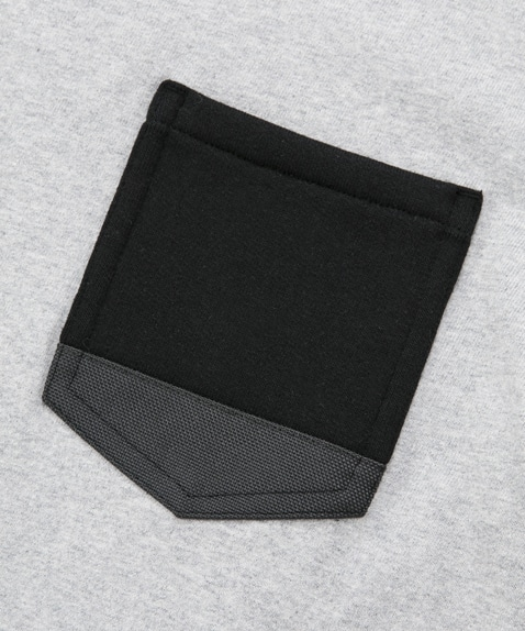 Pocket T-Shirt Sweat Nylon