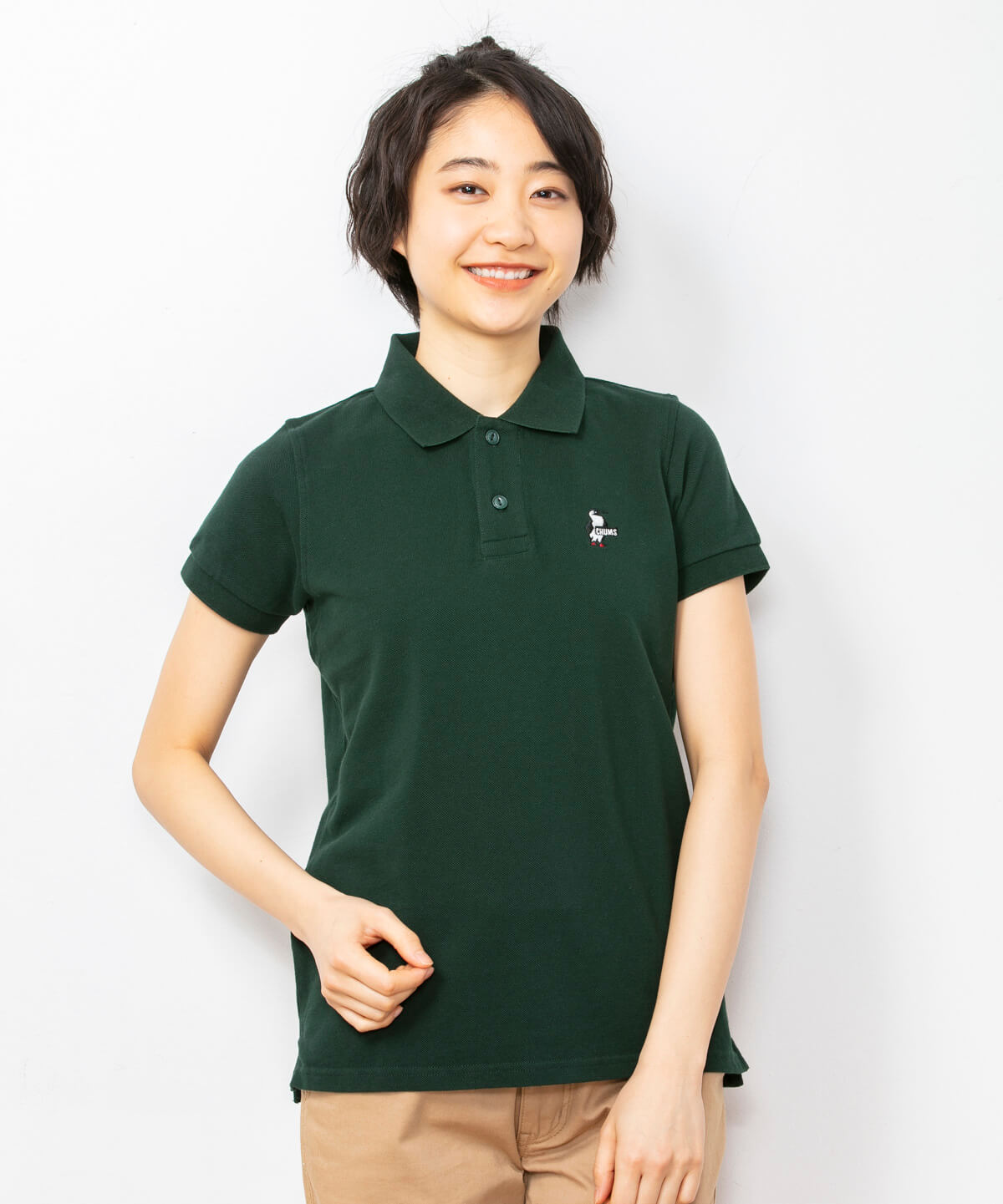 Booby Polo Shirt(ブービーポロシャツ(ポロシャツ))