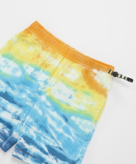 Kid's Hurricane Walkers Tie-Dye Border
