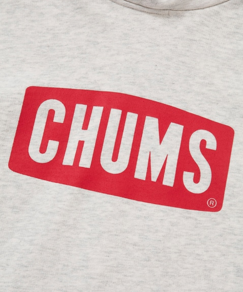CHUMS Logo Pull Over Parka