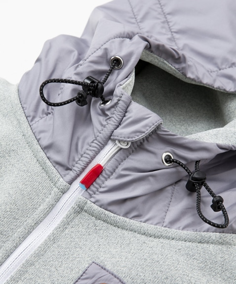 Chumthing Sweat Zip Parka