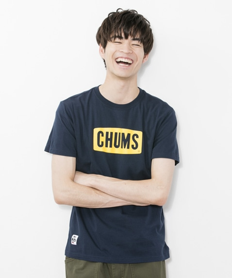 CHUMS Logo Light T-Shirt