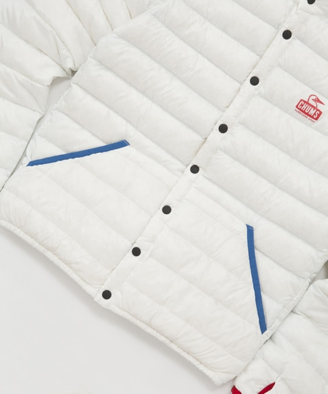 Bryce Light Down Snap Jacket