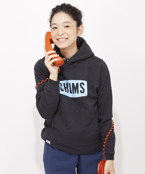 CHUMS Logo Pull Over Parka Women's