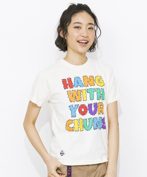 Hand Paint T-Shirt Women's