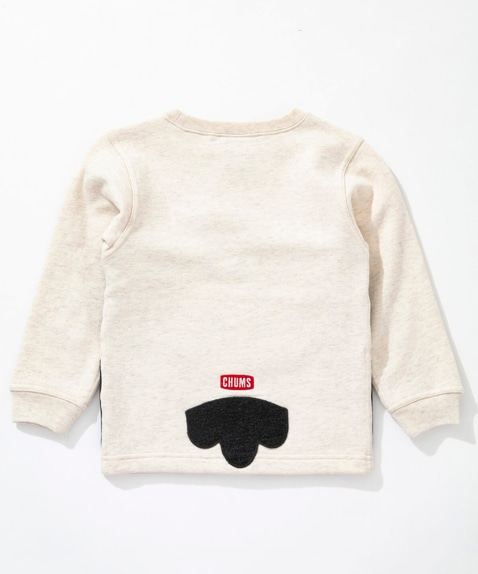 Kids Booby Crew Top(キッズブービークルートップ(キッズ/スウェット))