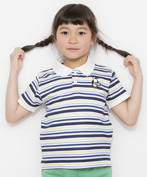 Kid's Booby Dry Polo Shirt