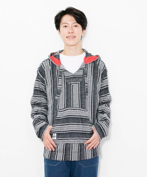 Mexican Sweat Hoodie(メキシカンスウェットフーディ)