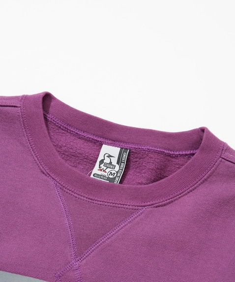 Boat Logo Crew Top(ボートロゴクルートップ)