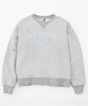 Chumthing Sweat Boat Logo Crew Top