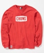 CHUMS Logo Crew Top Women's