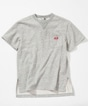 S/S Red Boat Logo Crew Top Women's