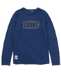 CHUMS Logo L/S Tech T-Shirt