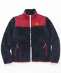 SMU Fleece Elmo Jacket