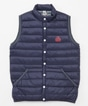 Bryce Light Down Snap Vest