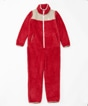 Fleece Elmo Suits