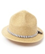 Straw Mountain Hat