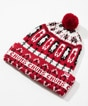 Holiday Chilly Knit Cap