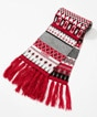 Holiday Chilly Knit Muffler