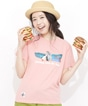 Mr. Bagel and Booby T-Shirt Women's