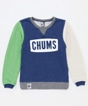 Kid's Boat Logo Crew Top