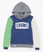 Kid's CHUMS Logo Pull Over Parka