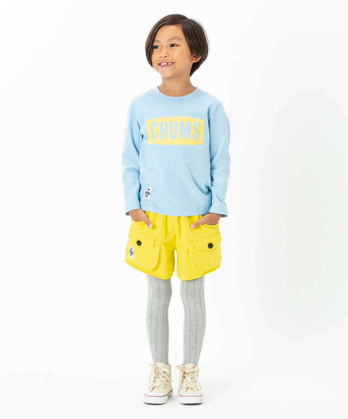 Kid's Bush Culottes(キッズブッシュキュロット(キッズ/ボトムス))
