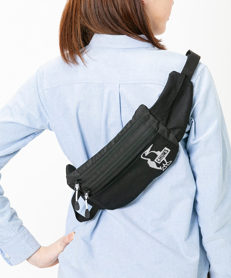 Easy-Go Waist Pack and Pouch(イージーゴーウエストパック&ポーチ(ボディバッグ|ウエストポーチ))