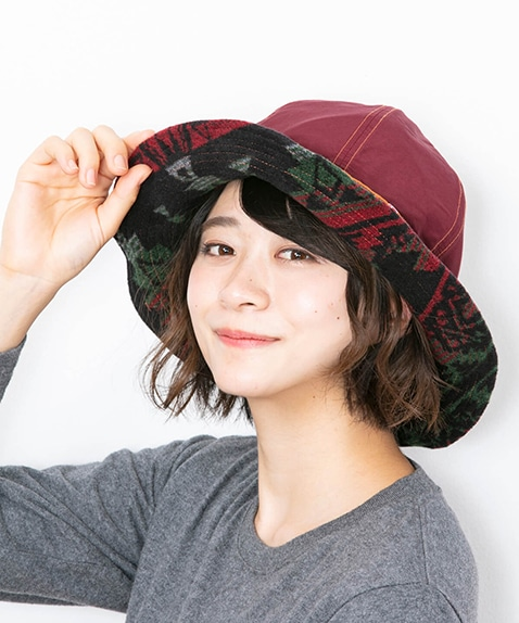 Reversible Hat(リバーシブルハット(帽子/ハット))