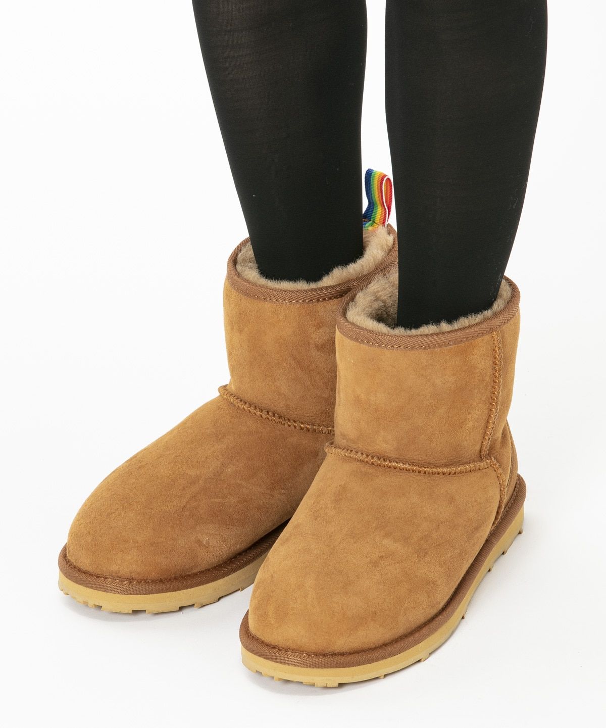 Booby Mouton Shorts Boot(ブービームートンショートブーツ(シューズ))