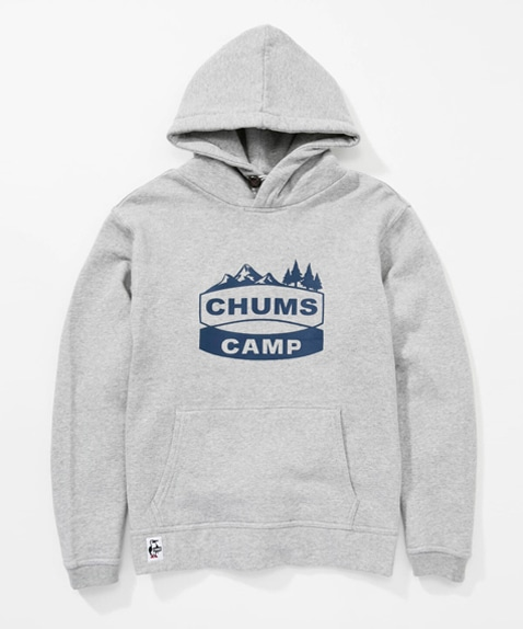 CHUMS CAMP Pull Over Parka(チャムスキャンププルオーバーパーカー(トップス/パーカー))