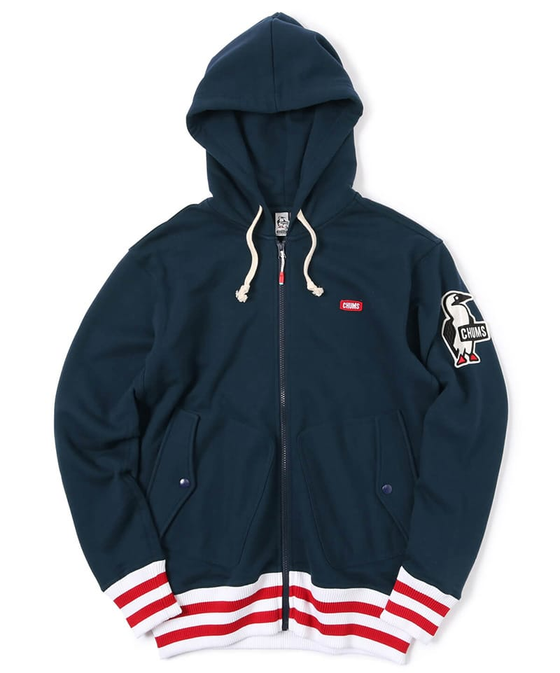 Booby Wappen Parka(ブービーワッペンパーカー(トップス/パーカー))