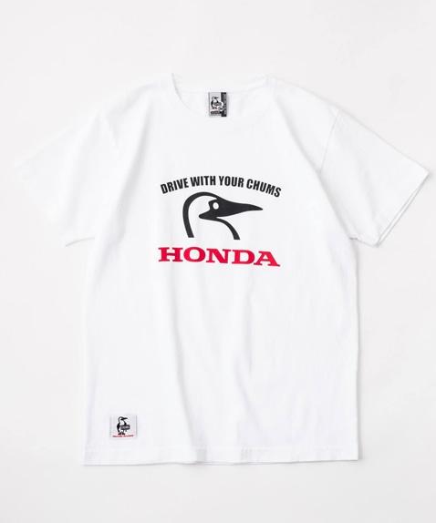 ホンダアクセスDWYCロゴTシャツ