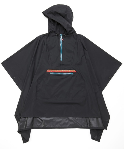 Mountain Anorak Poncho Women's