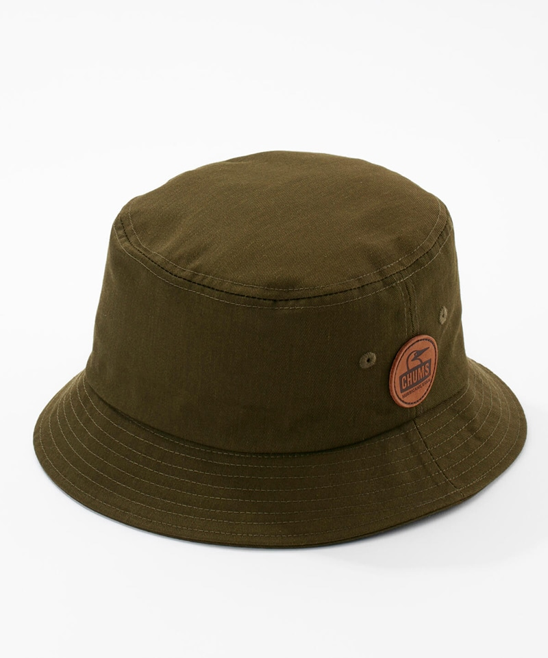 Leather Patched Hat(レザーパッチドハット(帽子|ハット))
