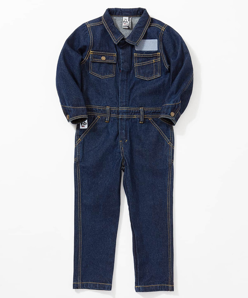 Kid's Hurricane Coverall Booby(キッズハリケーンカバーオール(キッズ|つなぎ))