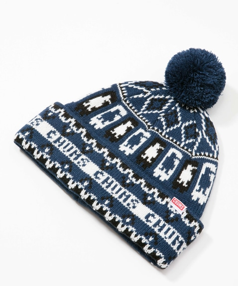 Kids Holiday Chilly Knit Cap(キッズホリデイチリーニットキャップ)