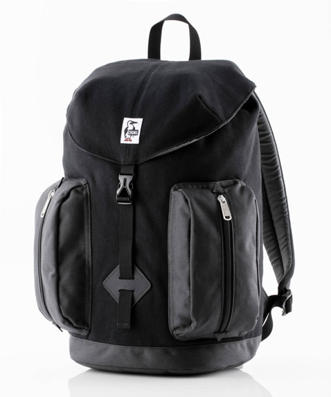 2 Pockets Day Pack Sweat Nylon