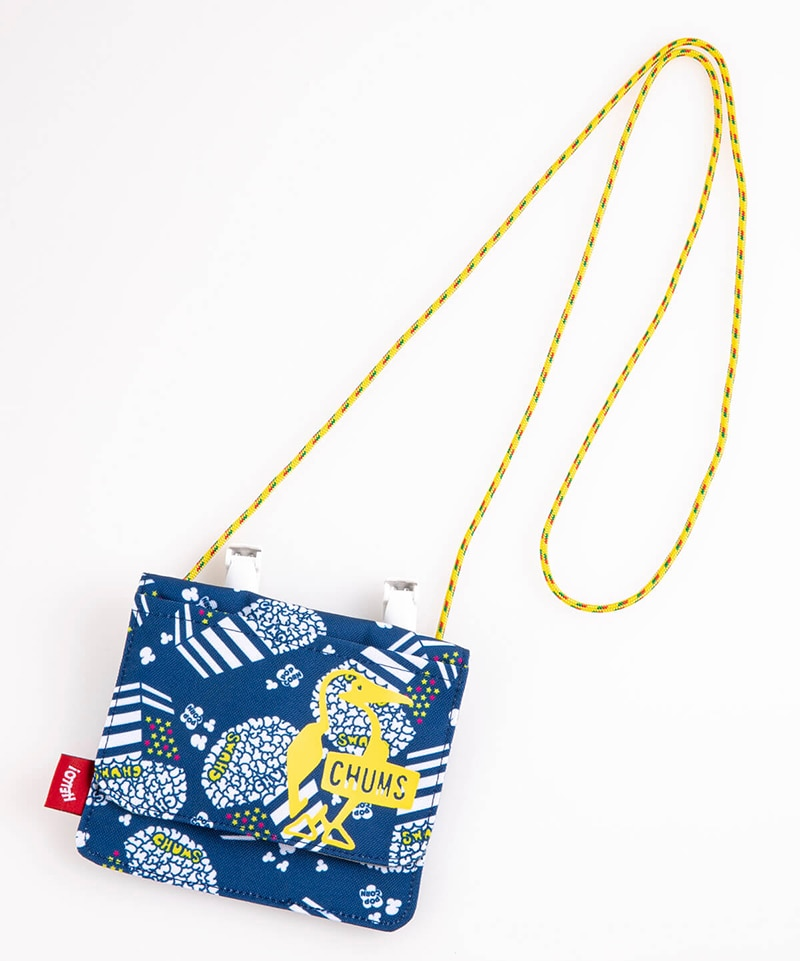 Eco Pocket Shoulder Pouch(forKIDS)(エコポケットショルダーポーチ(キッズ/ショルダーバッグ))