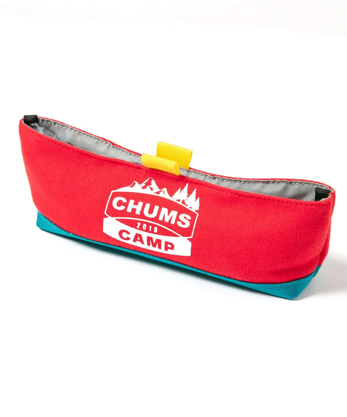 CHUMS CAMP 2019 Cutlery Case S/N(チャムスキャンプ2019カトラリーケーススウェットナイロン(ポーチ|ケース))