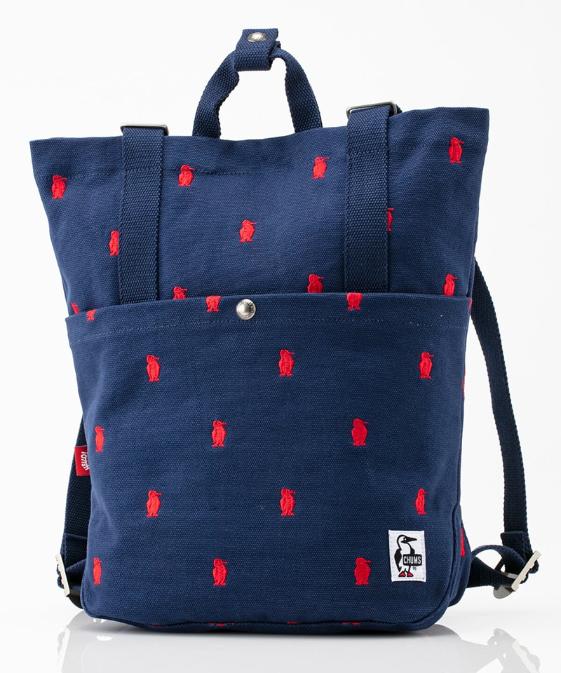 Booby Canvas Beach Day Pack(ブービーキャンバスビーチデイパック(リュック/バックパック))